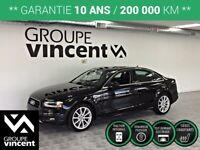 2015 Audi A4 S LINE PROGRESSIV PLUS AWD GPS **GARANTIE 10 ANS**
