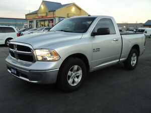 2014 RAM 1500 SLT RegCab 3.6L 6ft Box