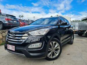 2014 Hyundai Santa Fe DM MY14 Highlander Black 6 Speed Sports Automatic Wagon Kedron Brisbane North East Preview