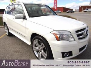 2010 Mercedes-Benz GLK350 4MATIC *** CERTIFIED *** $14,999