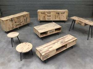 SOLID TIMBER FURNITURE - BRAND NEW! Richmond Yarra Area Preview