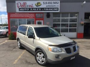 2008 Pontiac Montana NO ACCIDENTS