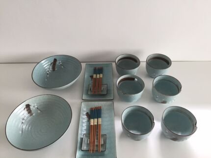 Japanese Noodle Dining set Lilli Pilli 2229 Sutherland Area Preview