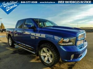 2014 Ram 1500 Sport 4x4 | Leather | Nav