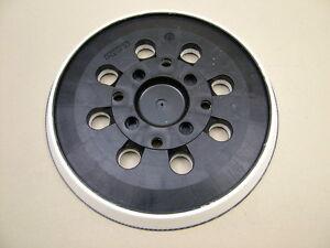 Backing pad hook&loop Bosch PEX300 PEX400A/AE(new type)125mm random orbit sander