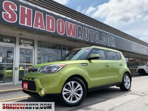 2015 Kia Soul EX -ALLOYS -BLUETOOTH -HEATED SEATS