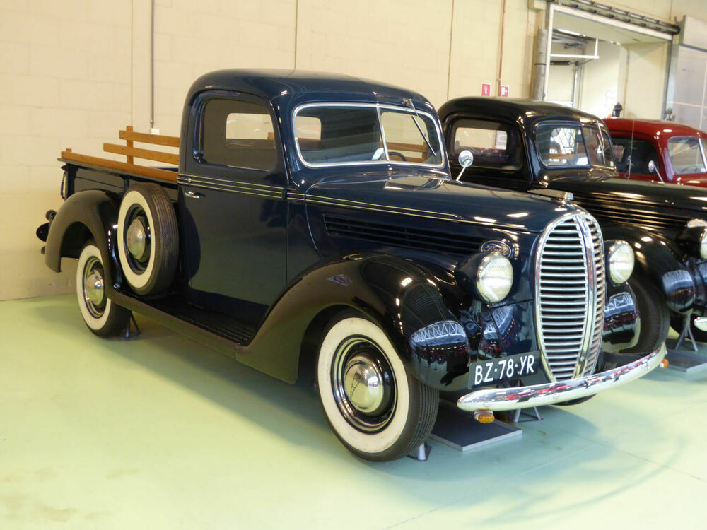 Ford 830 Pickup 1938