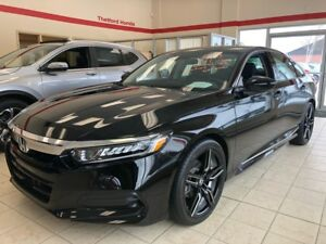 2018 Honda Accord Sedan LX Our last!