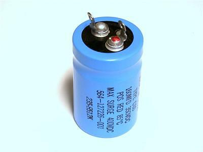 Brand New Mallory Capacitor 160mfd 350vdc 235-8512k 30 Available