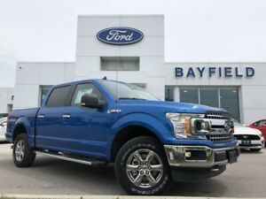 2019 Ford F-150 XLT 4X4 REMOTE KEYLESS ENTRY TRAILER TOW PACKAGE