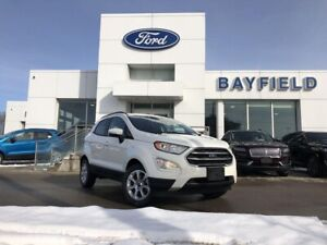 2019 Ford EcoSport SE MOONROOF|HILL START ASSIST|SYNC 3|NAVIG...