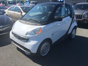 2013 smart Fortwo AC VITRES