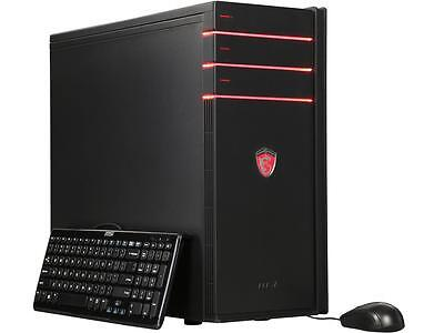 MSI Desktop Computer Codex Intel Core i7 6th Gen 6700K (4.0GHz)  Nvidia GTX 1070