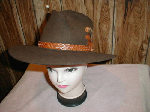 The Gun Club by Stetson Western hat 6 3/4