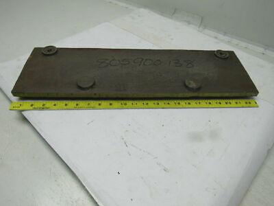 Wheelabrator Pangborn 6-890013b Oem Wear Plate Liner Shot Blaster 22-34x6-78