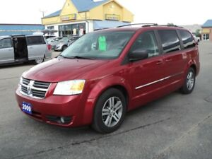 2009 Dodge Grand Caravan SE Stow- N- Go 4.0L RemoteStart BackUpC
