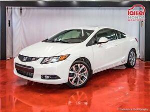 2012 Honda Civic SI **GARANTIE 10 ANS/ 200 000KM**