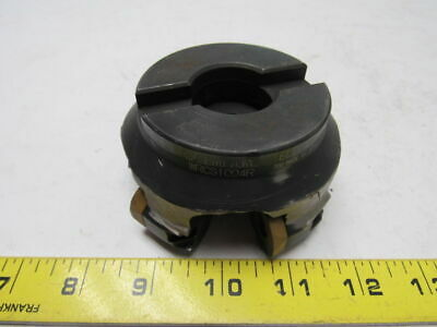 Sumitomo Electric Wrcs1004r 4 Face Mill 1-14 Bore 5 Indexable Insert