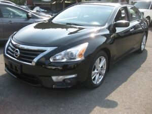2015 Nissan Altima 2.5 SV Sunroof Auto AC 2.5L 4cyl Cruise PL PM