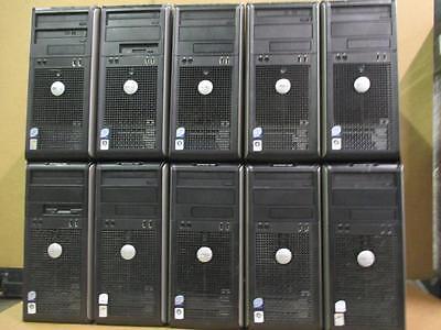 Настольный компьютер Lot 10 Dell Optiplex