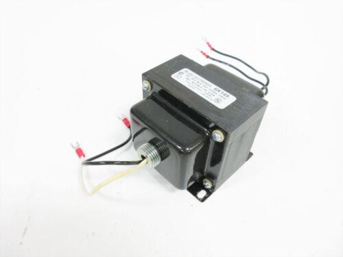 ALLIED ELECTRONICS 6K149 CONTROL TRANSFORMER 120V OUT: 150VA, 24V, LEADS
