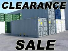 Shipping Containers in Rockhampton - New & Used Rockhampton 4700 Rockhampton City Preview