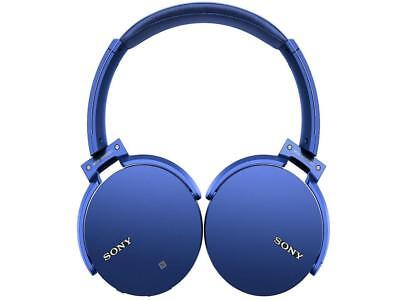 Sony MDRXB950BT/L Extra Bass Bluetooth Headset (Blue) (Sony Mdrxb950bt B Extra Bass Bluetooth Headphones)