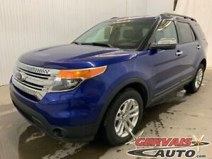 2015 Ford Explorer AWD V6 Cuir 7 Passagers MAGS Bluetooth A/C