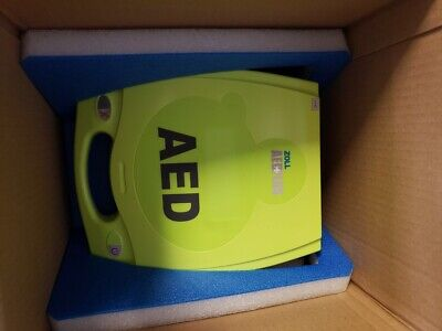 Brand New Zoll Aed Plus Defibrillator Warranty Expiration 2025 Year