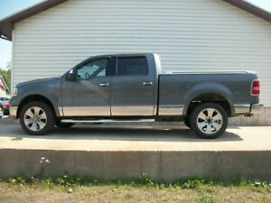 2007 Lincoln Mark LT LOADED TRUCK  4X4 WITH LEATHER