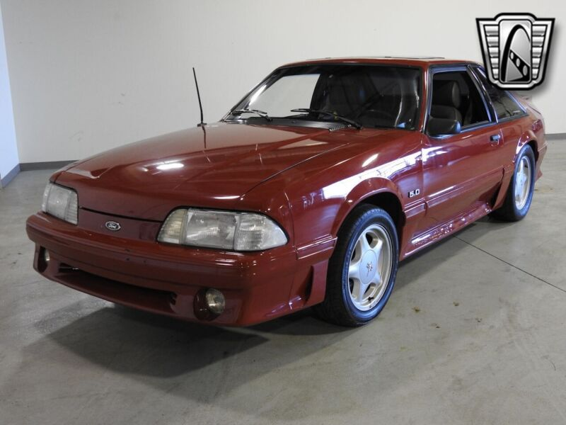 Image 7 Voiture American classic Ford Mustang 1988