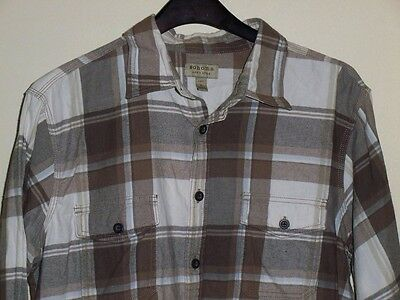(SONOMA MENS SIZE LARGE LONG SLEEVED BUTTON FRONT SHIRT)