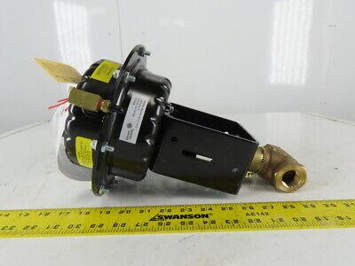Johnson Controls Mp821e Pneumatic Valve Actuator 9-13 Spring .31 Stroke 34npt