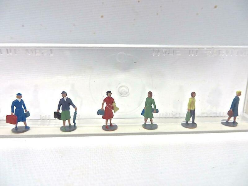 "Merten T806 TT Gauge Figures ""Women Passengers"" New Old Stock LOW SHIPPING"
