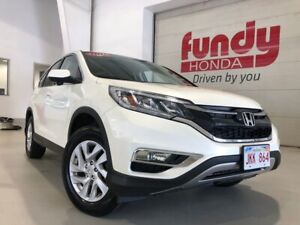 2015 Honda CR-V EX w/power seat, alloys, sunroof ONE LOCAL OWNER