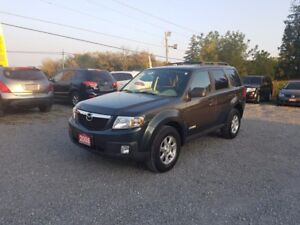 2008 Mazda Tribute S VERY LOW KMS