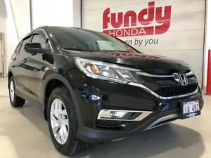 2015 Honda CR-V EX-L w/leather, power seat, $195.13 B/W MINT CON