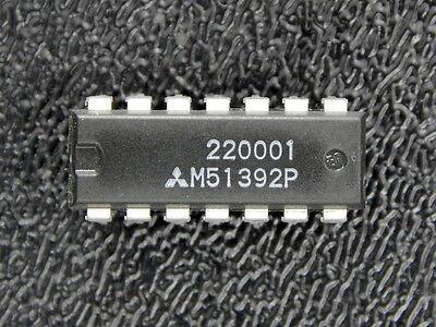 Mitsubishi M51392p Wideband Video Amplifier