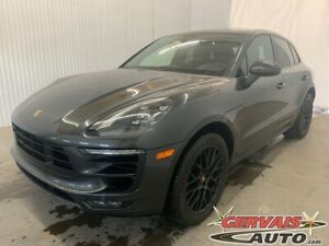 2017 Porsche Macan GTS AWD GPS Toit Panoramique Cuir MAGS