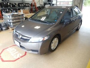 2010 Honda Civic Sdn DX-G Fuel Miser