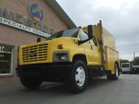 2007 Chevrolet CC7500 Mechanics Truck Utility Crew Cab