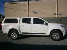 2012 HOLDEN COLORADO 4X4 TURBO DIESEL LOW KMS $28,999 Hampstead Gardens Port Adelaide Area Preview