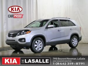 2012 Kia Sorento LX V6 // AWD // Bluetooth // Sieges chauffants