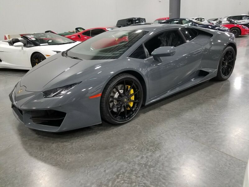 Image 4 Voiture American used Lamborghini Huracan 2017
