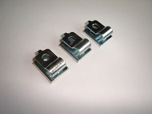 Throttle Cable Clamp Ebay
