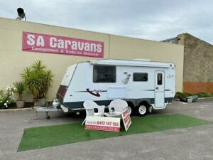 2008 AVAN ''THE JACK'' WITH COMBO SHOWER & TOILET Klemzig Port Adelaide Area Preview