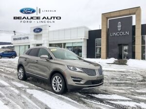 2016 Lincoln MKC Select / Awd / ecoboost / Cuir / Attache-Remorq