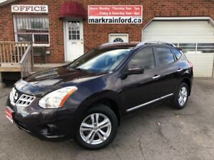 2012 Nissan Rogue SV AWD Back Up Camera USB Aux Input