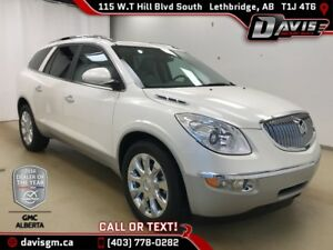 2012 Buick Enclave CXL AWD, 7 PASSENGER, HEATED/VENTILATED SEATS