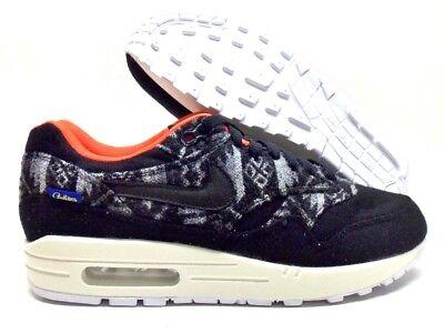 Nike iD Womens Air Max 1 Premium Pendleton Size 9.5 or 8 in Mens 744454 991 New